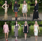 Who Was Your Best Dressed At The Serpentine Gallery Summer Party?