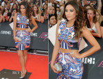 Shay Mitchell In Clover Canyon - 2013 MuchMusic Video Awards