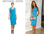 Sofia Vergara's Michael Kors Princess Sheath Dress
