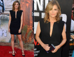 Stana Katic In Barbara Bui - 'The Lone Ranger' LA Premiere