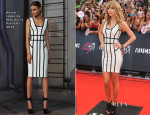 Taylor Swift In Hervé Léger by Max Azria - 2013 MuchMusic Video Awards