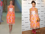 Thandie Newton In Erdem - Jimmy Choo & Esquire Party