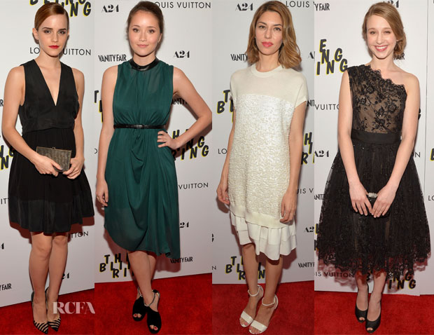 The Bling Ring New York Screening 1