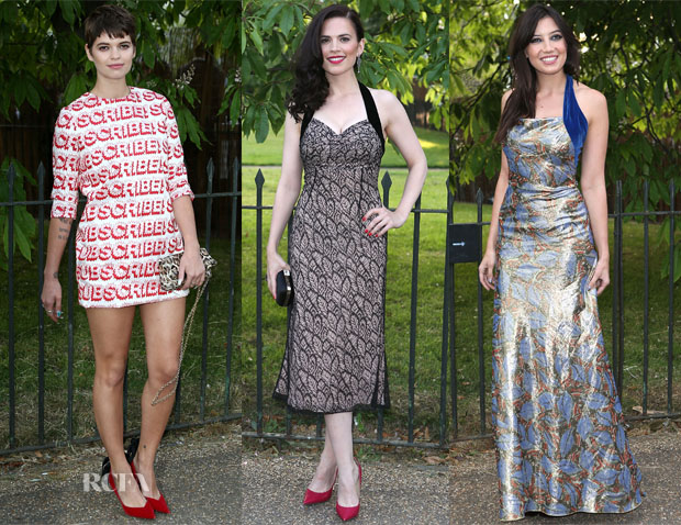 The Serpentine Gallery Summer Party 2