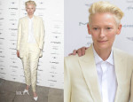 Tilda Swinton In Timothy Everest + Horiyoshi III - 'Findhorn' Fashion Film Screening