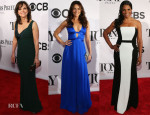 2013 Tony Awards Red Carpet Round Up