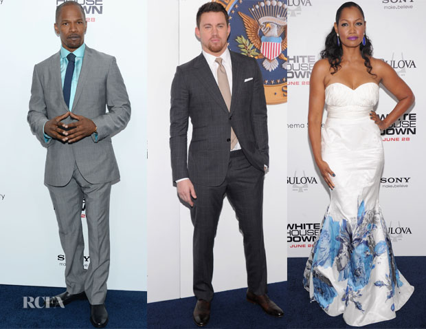 'White House Down' New York Premiere Round Up