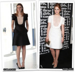 Who Wore Valentino Better...Kasia Smutniak or Dianna Agron?