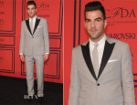 Zachary Quinto In Todd Snyder - 2013 CFDA Fashion Awards