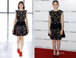 Zosia Mamet In Preen - Glamour Women of the Year Awards 2013