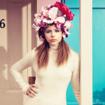 Chloe Moretz for InStyle UK August 2013