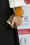 Hayley Atwell's Ferragamo clutch