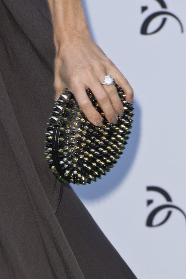 Kate Hudson's Christian Louboutin 'Mina' clutch