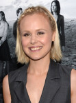 Alison Pill in Christian Dior