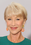 Helen Mirren's David Webb earrings