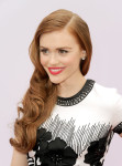 Holland Roden in Naeem Khan