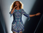 Beyonce Knowles In Emilio Pucci - The Mrs. Carter Show World Tour
