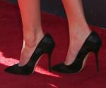Selena Gomez' Casadei 'Rodio Stellix' pumps