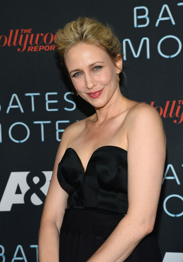 Vera Farmiga in Calvin Klein Collection