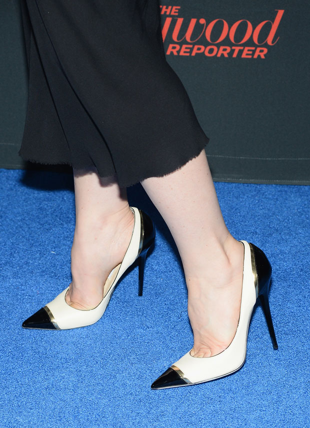 Vera Farmiga's Jimmy Choo 'Lumina' pumps