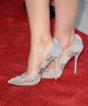 Rose Byrne's Casadei 'Rodio Steelix' pumps