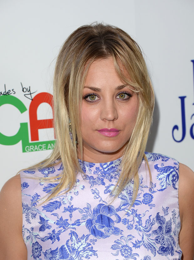 Kaley Cuoco in Zimmermann
