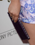 Kaley Cuoco's Jimmy Choo clutch