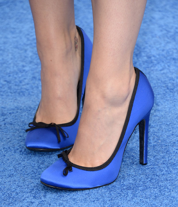 Katy Perry's Pedro Garcia shoes