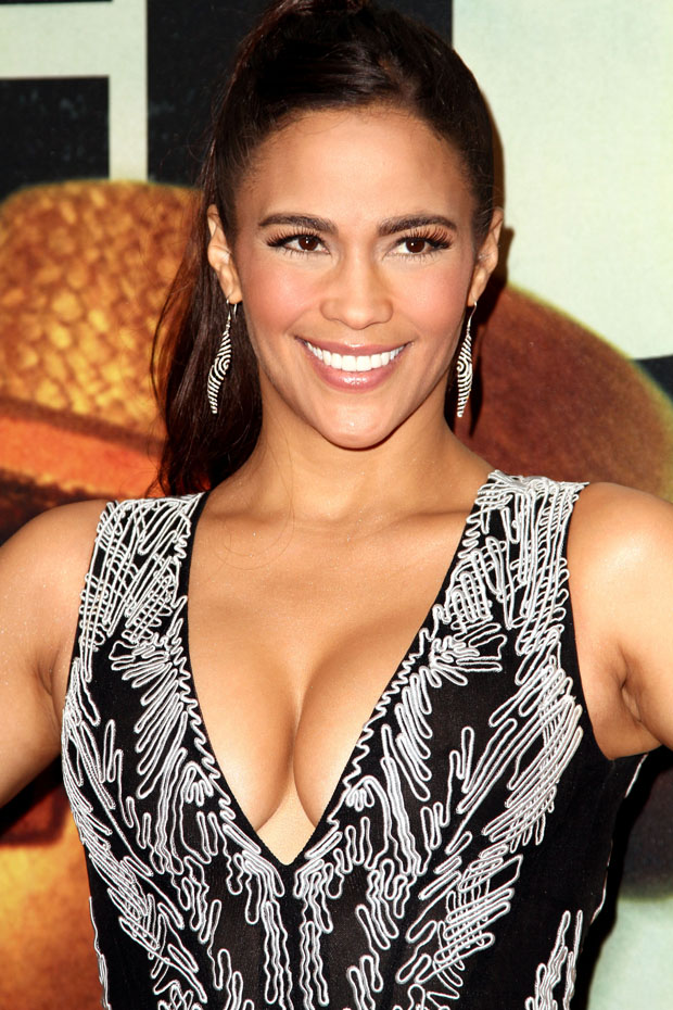 Paula Patton in Basil Soda