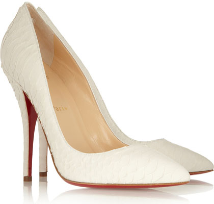 6f375e1bd3da You can buy Zoe s Christian Louboutin  Batignolles  pumps from Net-A-Porter  International and Barneys.com.