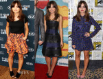 A Weekend In Jenna Coleman's Comic Con 2013 Closet