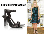 Anna Faris' Alexander Wang 'Antonia' Sandals