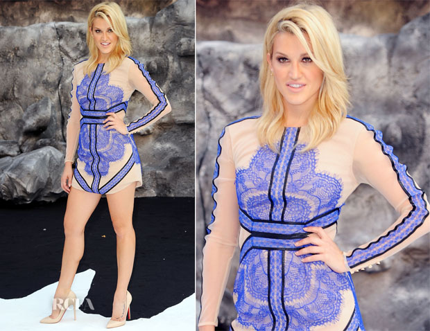 Ashley Roberts In Three Floor - 'The Lone Ranger' London Premiere