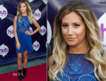 Ashley Tisdale In Bless'ed Are The Meek -  The Hub Network's '2013 Summer TCA' Red Carpet Party
