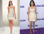 Aubrey Plaza In Calvin Klein - 'The To Do List' LA Premiere