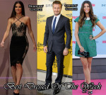 Best Dressed Of The Week - Sandra Bullock In Azzaro, Juana Acosta In Chanel & David Beckham