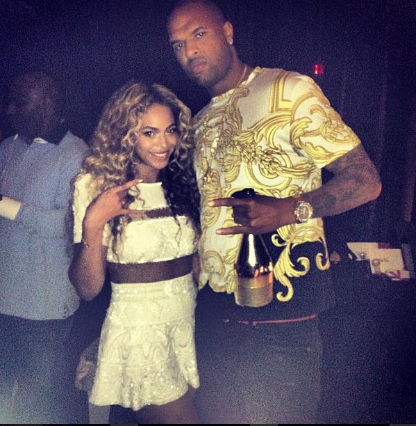 Beyonce Pucci