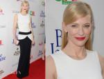 Cate Blanchett In Alexander McQueen - 'Blue Jasmine' LA Premiere