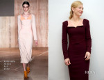 Cate Blanchett In Roksanda Ilincic - 'Blue Jasmine' LA Press Conference