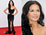 Catherine Zeta-Jones In Maria Lucia Hohan - 'RED 2' LA Premiere