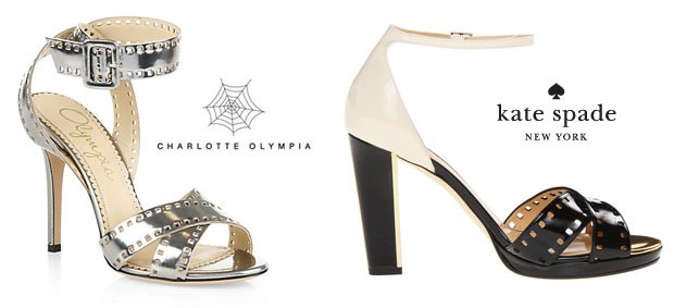 Charlotte Olympia & Kate Spade New York