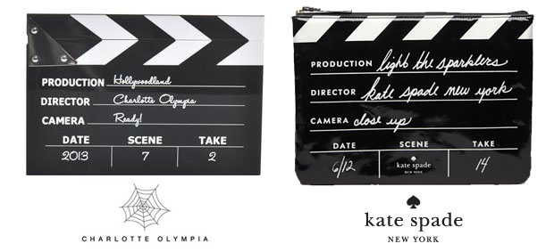 Charlotte Olympia & Kate Spade New York's Cinematic Inspiration