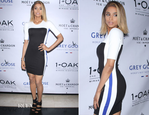 Ciara In Mason by Michelle Mason - 1 OAK Nightclub