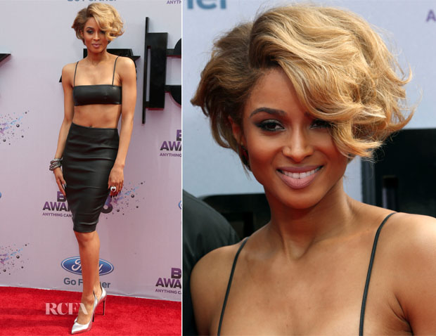 Ciara In Saint Laurent - 2013 BET Awards
