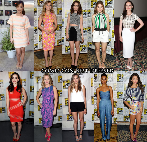 Comic Con Best Dressed