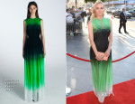 Diane Kruger In Jonathan Saunders - Series Premiere Of FX's 'The Bridge'