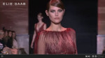 Live: Elie Saab Fall 2013 Couture