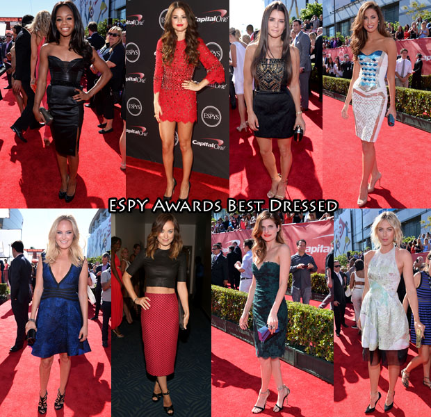 ESPY Awards Best Dressed