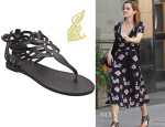 Emma Watson's Ancient Greek Sandals Medea Sandal
