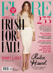 Amber Heard for Flare September 2013